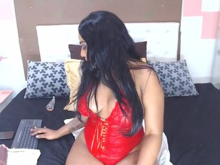 brunette anysugarr is 35 years old. Speaks english, spanish. Lives in medellin
